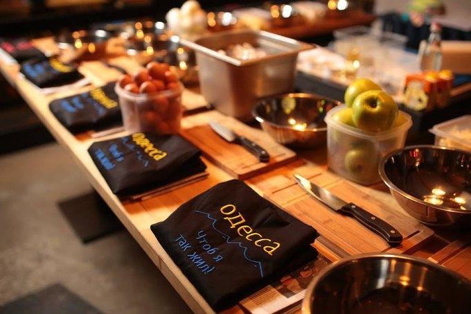 Кафе «Одесса-мама» запускает кулинарные мастер-классы. Изображение № 1.