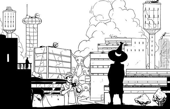 Как в сказке: Детские писатели-фантасты о городах будущего. Изображение № 1.