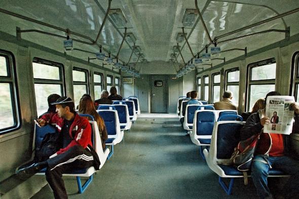 В круге первом: Пассажиры о запуске кольцевой наземного метро. Изображение № 3.