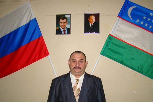 Хусейн Бабаджанов, заместитель председателя узбекской диаспоры в Петербурге. Изображение № 4.