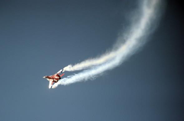 Фоторепортаж: Авиасалон МАКС-2011. Изображение № 9.