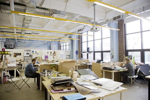 Изображение 16. Новое Место: Британская высшая школа дизайна.. Изображение № 15.