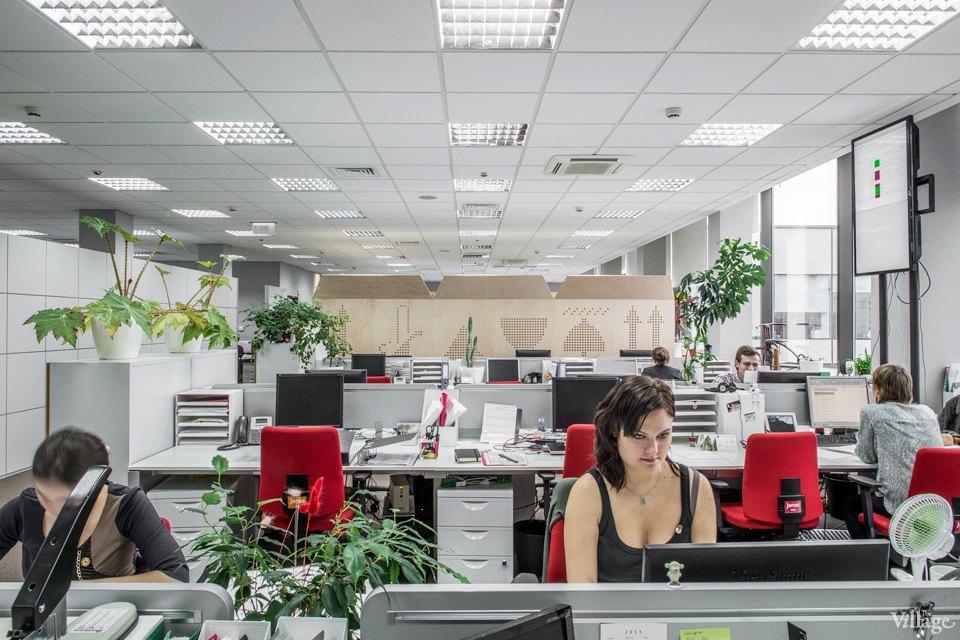 Интерьер недели (Москва): Офис компании B2B-Center. Изображение № 14.
