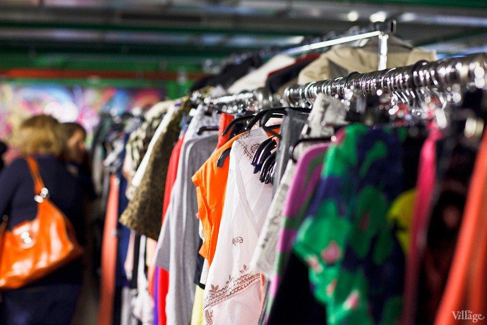 Люди в городе: Посетители Garage Sale о выгодных и спонтанных покупках. Изображение № 25.