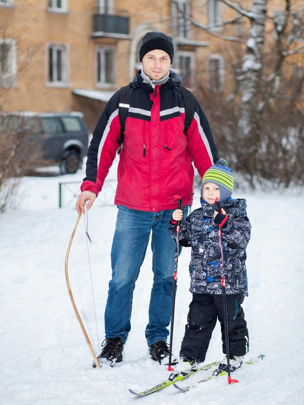 Сергей и Вова, живут в ЖК «Сергей Есенин», ходят гулять в «Городок» и «Сосновку», так как на Есенина негде. Изображение № 11.