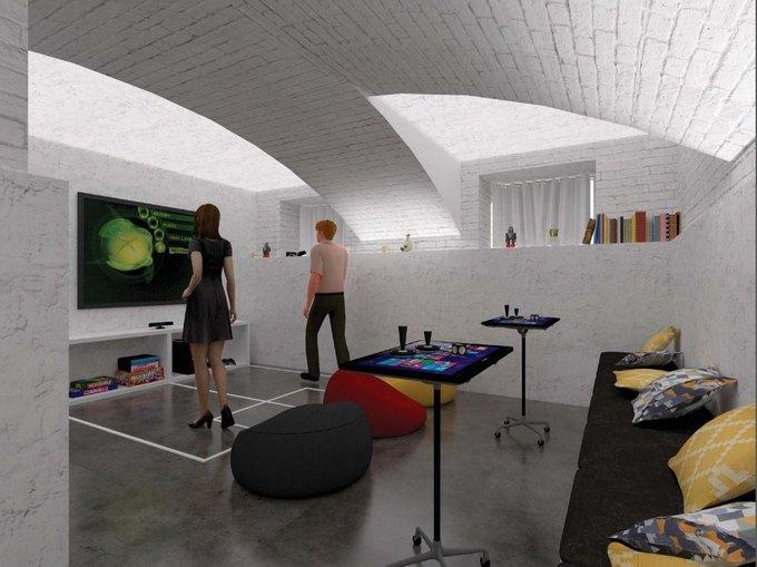 На проспекте Энгельса откроется хостел и центр современного искусства YarkyHostel&Space. Изображение № 2.