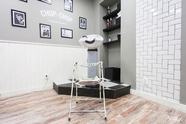 Можно покороче: 5необычных парикмахерских в Петербурге. Изображение № 17.