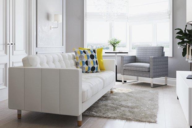 Есть идея: Как работает первый сервис дизайна интерьеров смебелью IKEA. Изображение № 10.