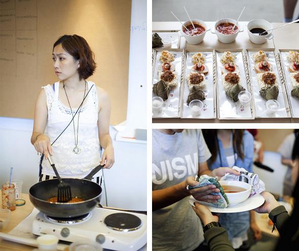 Время есть: репортаж с кулинарного мастер–класса на «Стрелке». Изображение № 5.