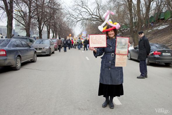 В Москве прошло арт-шествие в честь Дня космонавтики. Изображение № 38.