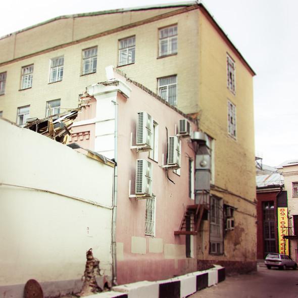В зоне риска: Флигель фабрики в Милютинском переулке. Изображение № 3.