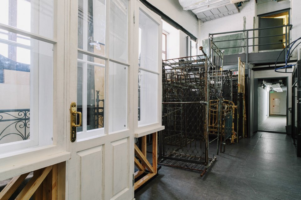 «Студия театрального искусства» вздании бывшей фабрики. Изображение № 46.