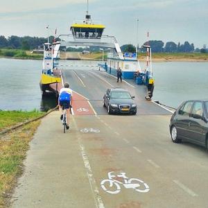 Личный опыт: Как доехать изВыборга до Амстердама навелосипеде. Изображение № 13.