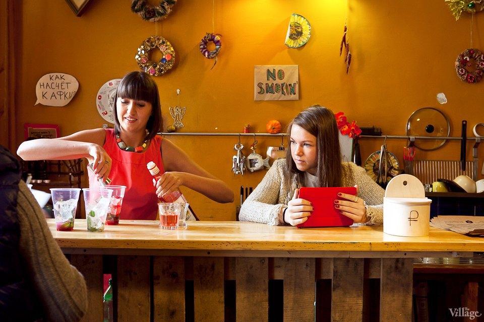 Люди в городе: Участники тестового ресторанного дня вПетербурге. Изображение № 13.