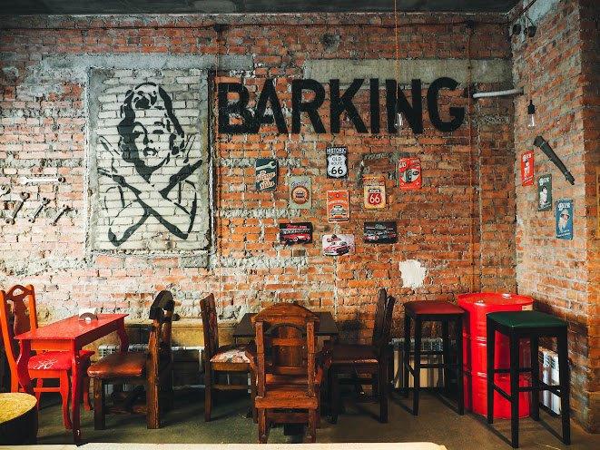 На набережной Фонтанки открылся Barking . Изображение № 1.