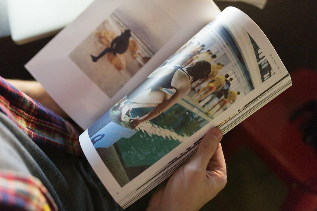 Как создать независимый журнал обискусстве иэротике . Изображение № 4.