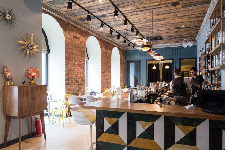 Ресторан-бар Lombard на Садовой . Изображение № 5.
