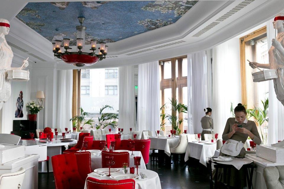 Ресторан «Dr.Живаго». Изображение № 7.
