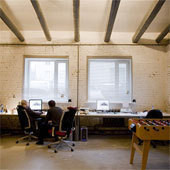 6 офисов архитектурных бюро: NB Studio, Za Bor, Speech, Wowhaus, «Один к одному», «Студия 44». Изображение № 20.