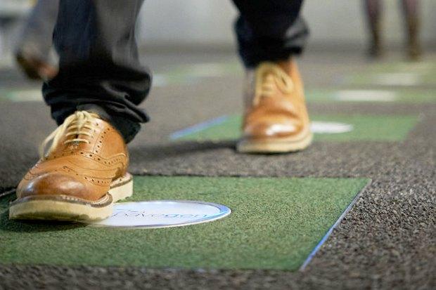 Идеи для города: Электричество от шагов в Лондоне. Изображение № 9.