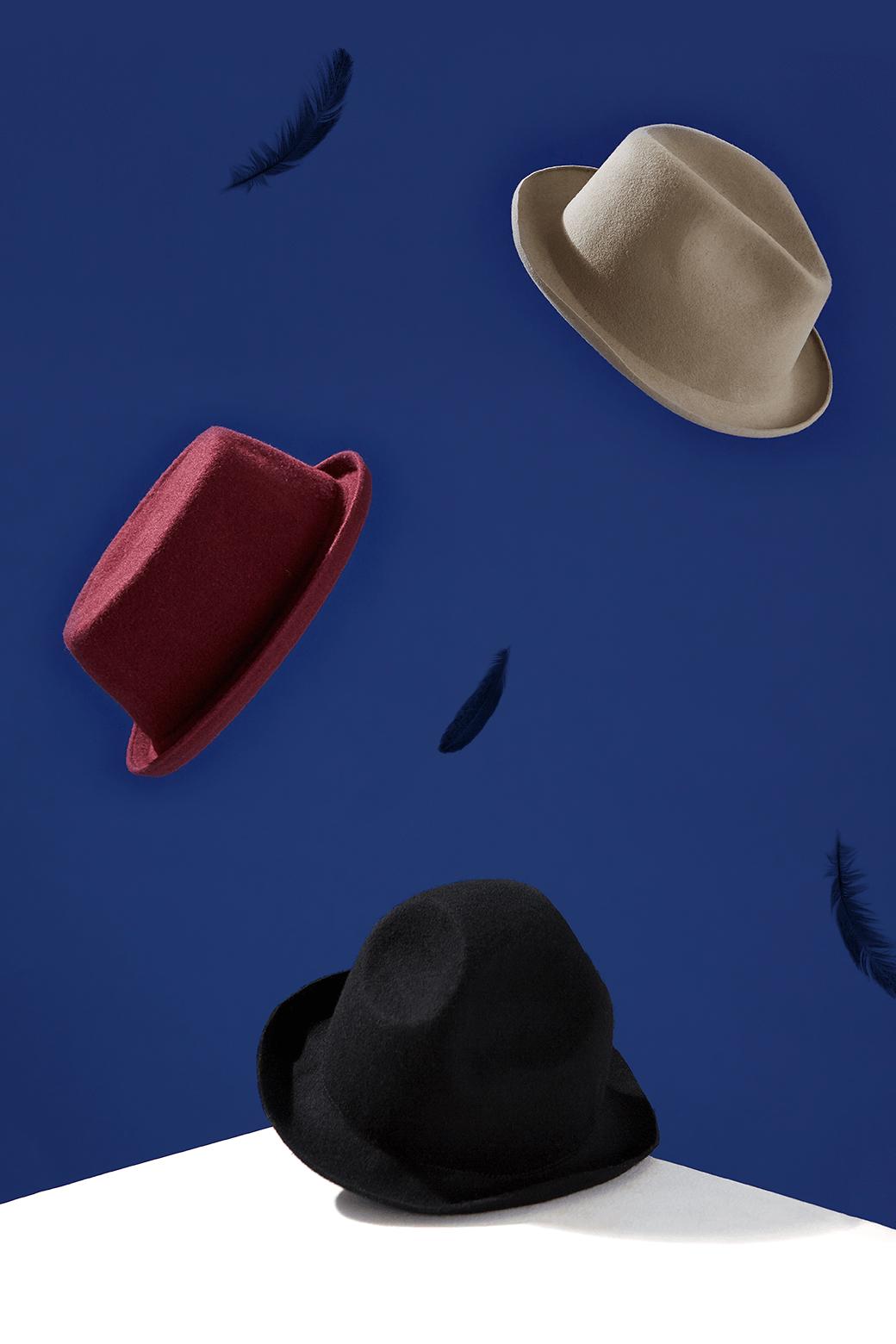 9 нарядных шляп на весну. Изображение № 2.