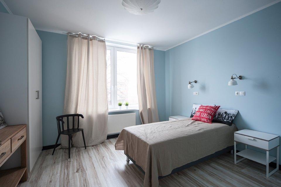 Квартира всветлых тонах для брата исестры. Изображение № 11.