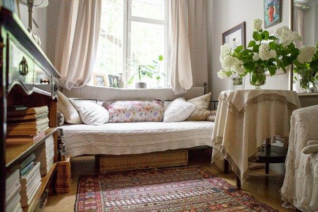 Как преобразить квартиру спомощью текстиля. Изображение №3.