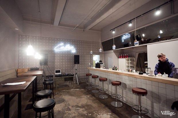 Новое место: Бар «Север» и магазин «Yes Офкос». Изображение № 11.