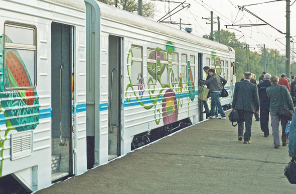 В круге первом: Пассажиры о запуске кольцевой наземного метро. Изображение № 4.