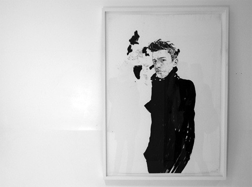 Изображение 7. В «Цветном» открылась выставка The Scents of Black Material.. Изображение № 6.