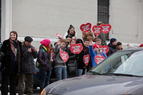 Близкое окружение: Участники акции «Белый круг» о проблемах Москвы. Изображение № 29.