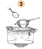 Рецепты шефов: Кнели из щуки. Изображение № 7.