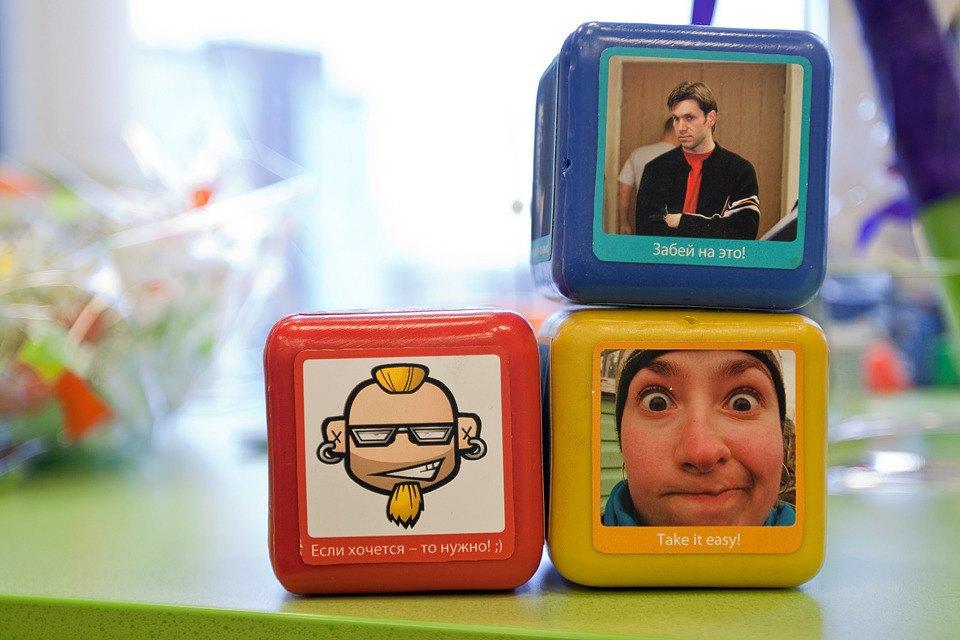Выбери мотивирующий кубик.. Изображение № 9.
