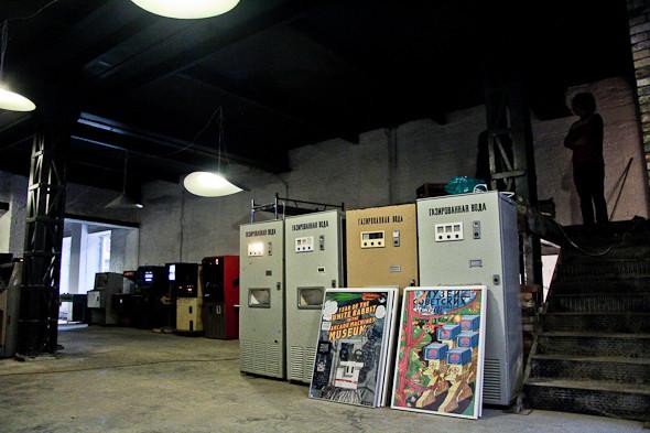Музей советских игровых автоматов открылся на новом месте. Изображение № 8.