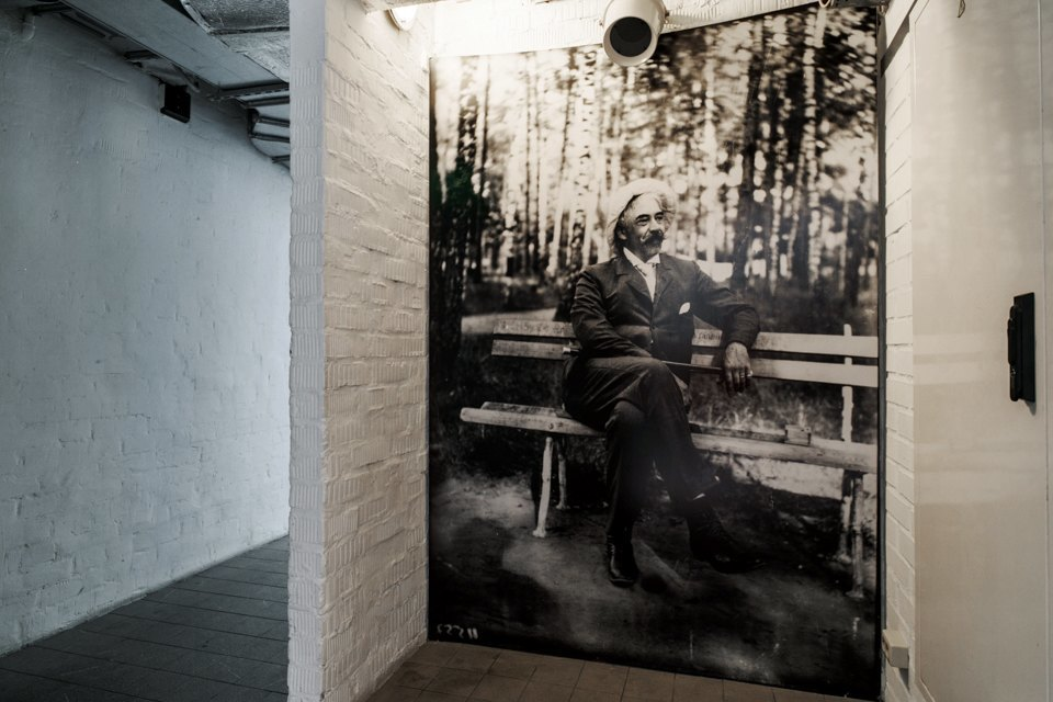 «Студия театрального искусства» вздании бывшей фабрики. Изображение № 45.