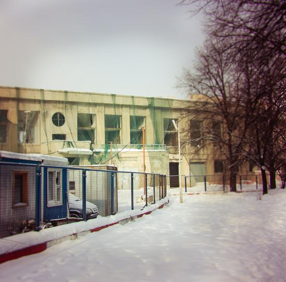 В зоне риска: Стадион «Динамо». Изображение № 8.
