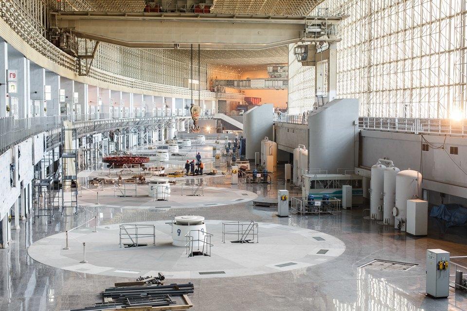 Как работает гидроэлектростанция. Изображение № 9.
