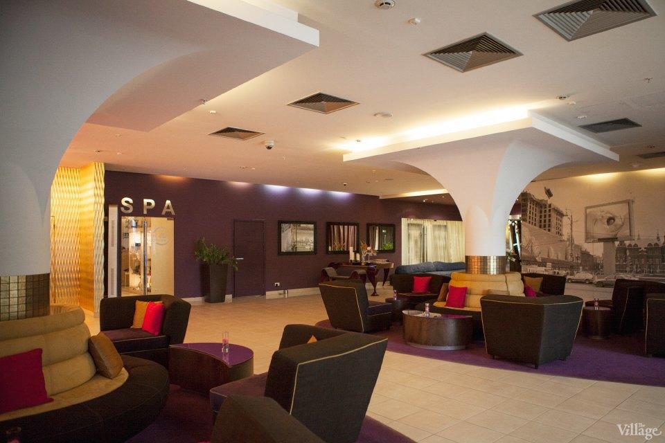 Интерьер недели (Москва): Mamaison All-Suites Spa Hotel Pokrovka. Изображение № 2.