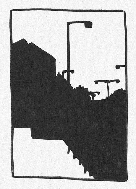Мастер-класс городского наброска в Берлине. Изображение № 2.