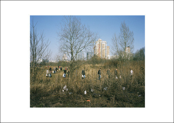 Матвеевское II. Из серии «Пастораль», 2010. Изображение № 7.