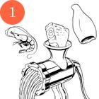 Рецепты шефов: Тайские котлетки из сибаса, креветок и кальмаров. Изображение № 4.