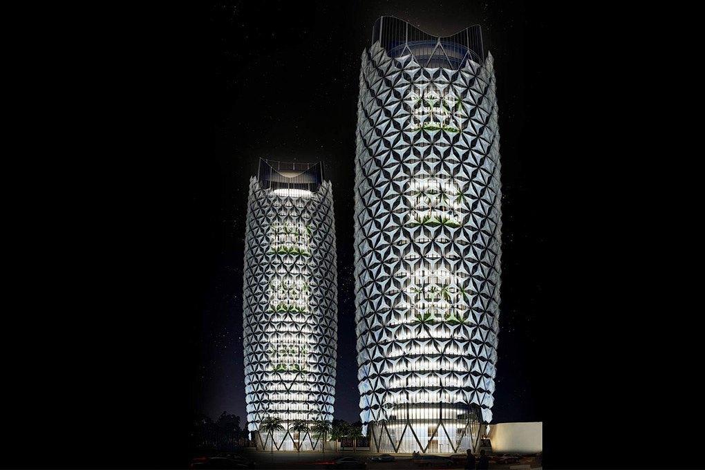 Hopes Tech: 15 самых эффектных небоскрёбов мира. Изображение № 34.