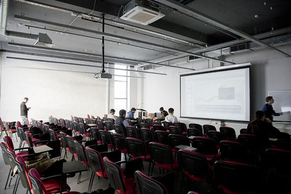 Изображение 9. Новое Место: Британская высшая школа дизайна.. Изображение № 8.