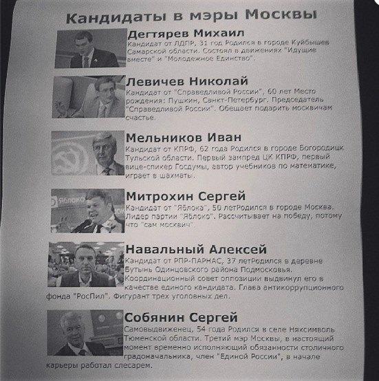 Прямая трансляция: День выборов в Москве. Изображение № 32.