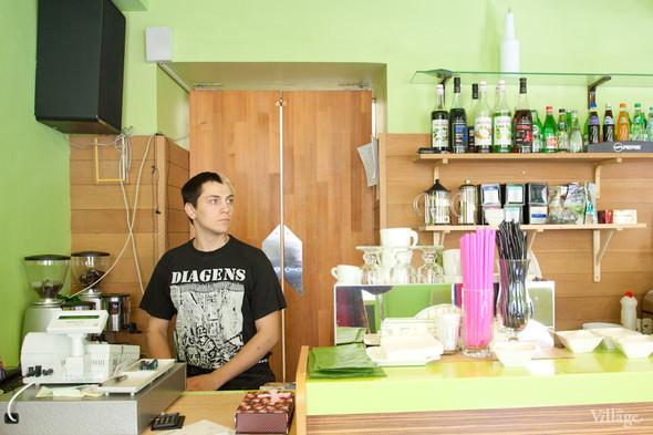 В Петербурге открылось вегетарианское кафе. Изображение № 6.
