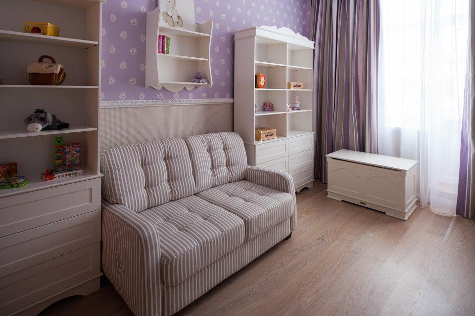 Квартира c минималистичным интерьером на Крестовском острове . Изображение № 18.