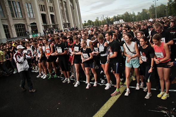 Бег с ними: В Москве прошел марафон Run Moscow. Изображение № 2.