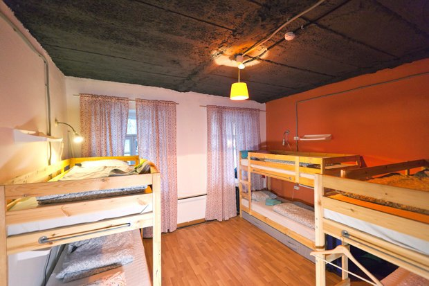 На «Китай-городе» открылся хостел Fabrika. Изображение № 4.