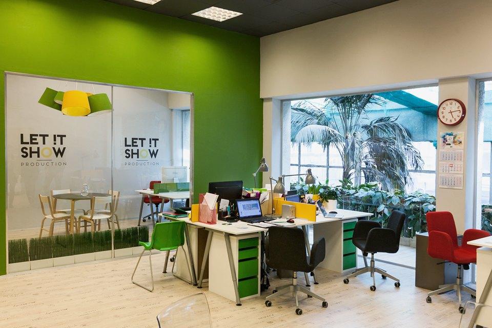 Офис Let It Show Production в ДК Ленсовета. Изображение № 7.