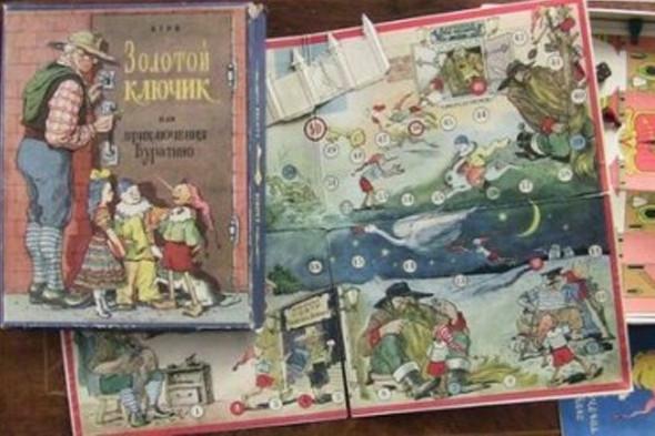 В Музее смеха всё лето можно играть в советские настольные игры. Изображение № 7.